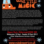 The Child & The Magic Flyer Back