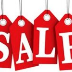 SALE now on...