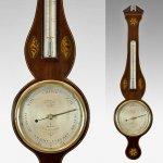 John Cowderory Antiques Ltd / Antique barometers, Antique Clocks and Music Box Shop