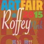 Horsham Artist Open Studios / art fair 2015