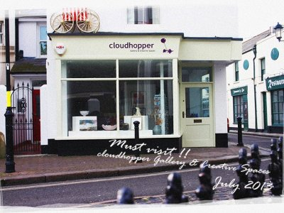 Cloudhopper Gallery & Creative Spaces