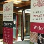 Roman Palace / Fishbourne Roman Palace