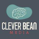 Clever Bean Media / Interface & website design