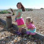 She Sews Sea Shells / She sews sea shells - Handmade  girls clothing and accessories