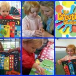The Creation Station, Eastbourne / The Creation Station, Arts & craft sessions for babies/toddlers