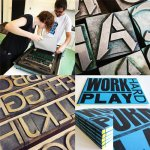 Tom Boulton / TypeTom.com - Letterpress Printer & Typographic Designer