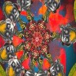 Desert Haze - Paintings by Juliette Goddard